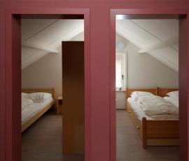 Slaapkamer 1 & 2