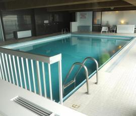 Overdekt zwembad MANAGER