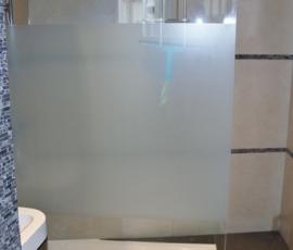 Badkamer met douche (1)