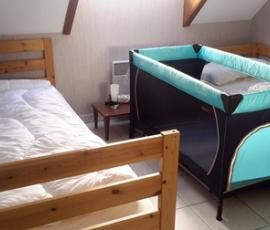 slaapkamer 2 - kinderbed