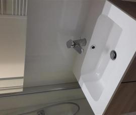 badkamer lavabo
